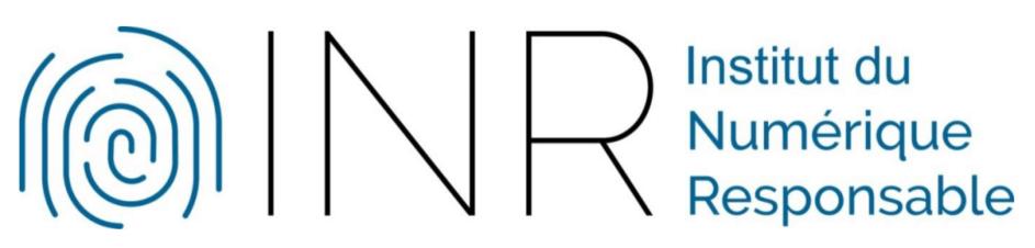 Logo de l'inr