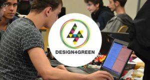 Design4green logo