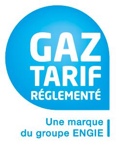 logo gaz tarif reglementé