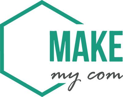 Logo Make my Com
