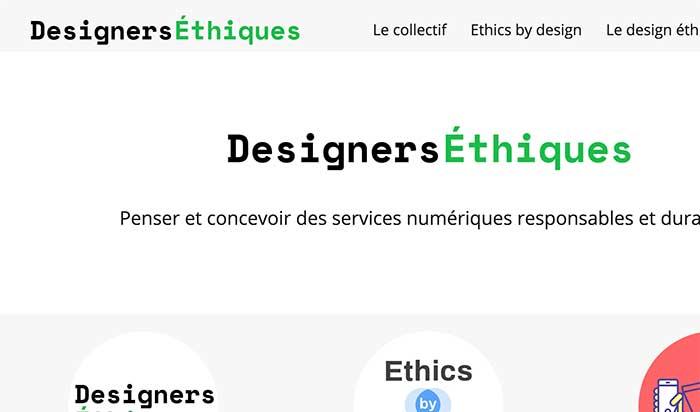 Designers Ethiques