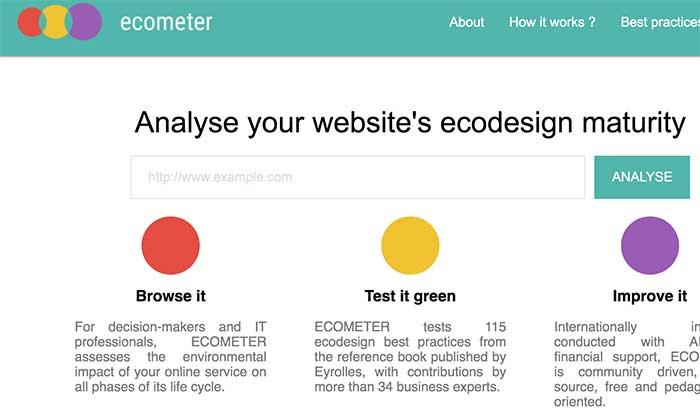 Ecometer