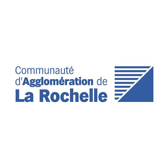 Logo Agglomération La Rochelle