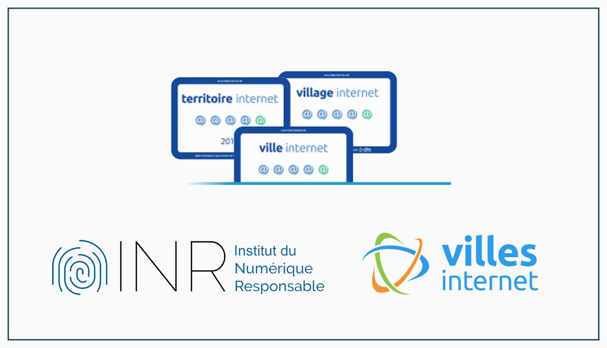 Partenariat INR et Villes Internet