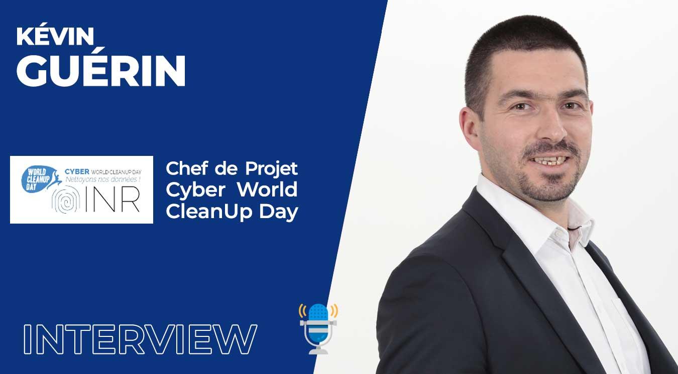 Kevin Guerin Cyber WCUD