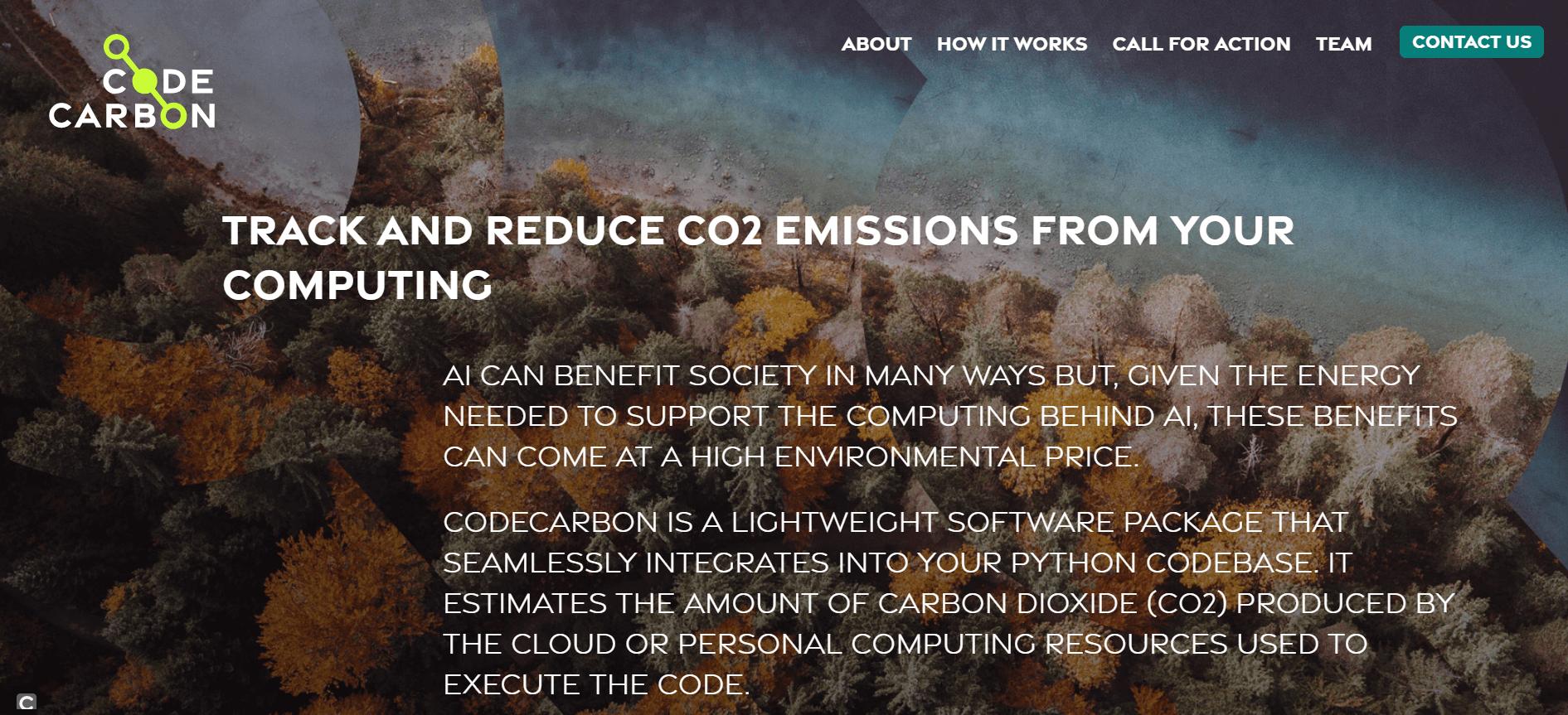 Code Carbon