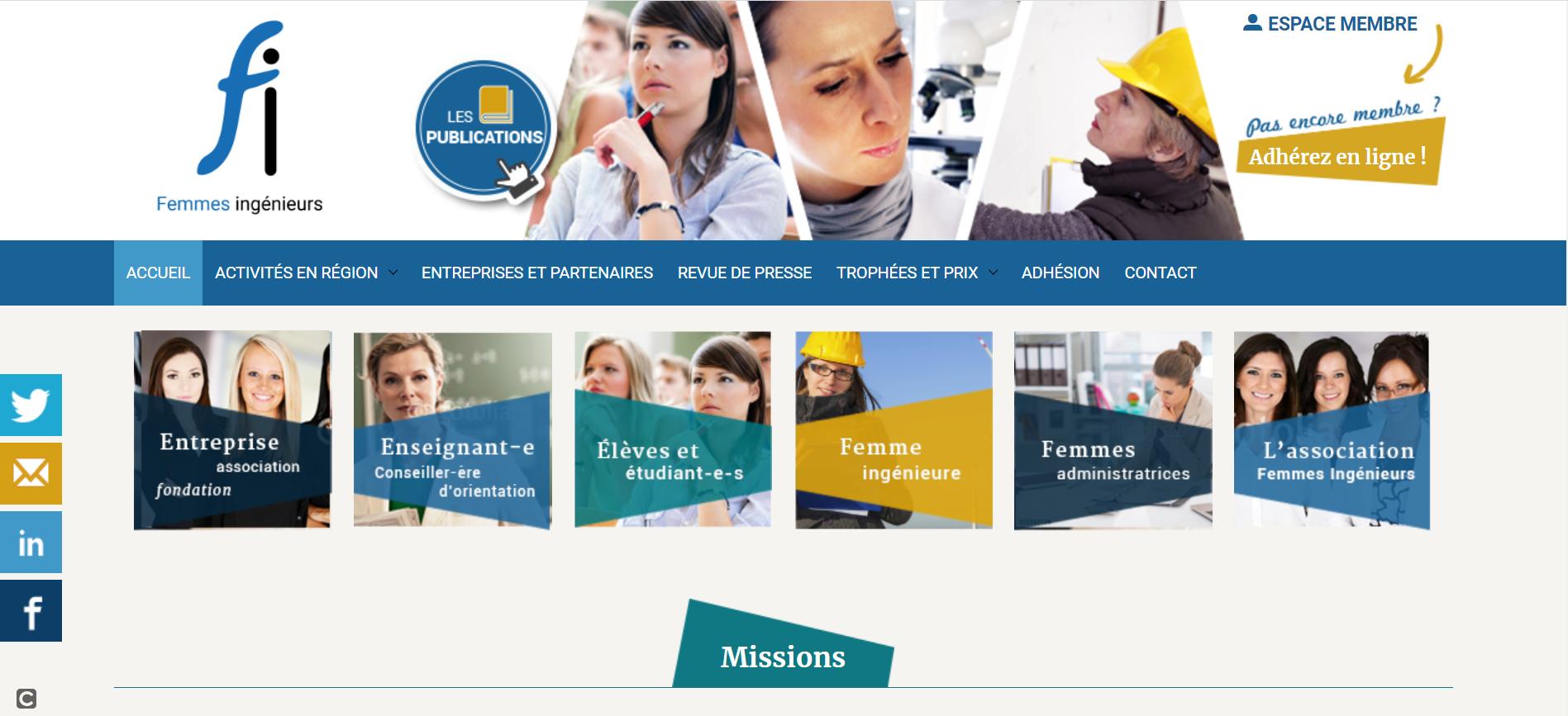 Association Femmes Ingénieures