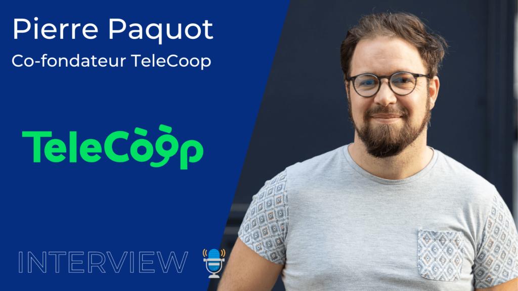 Pierre Paquot, TeleCoop